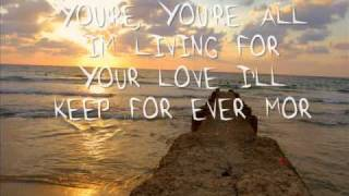 Barry White -  My First My Last My Everything - Lyrics