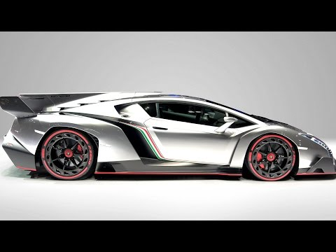 Die 13 Teuersten Autos der Welt!