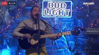 Post Malone - Stay (NEW SINGLE LIVE 2018)