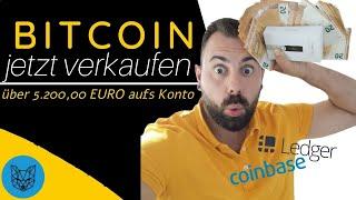 Wie verkaufen ich mein Bitcoin fur Bargeld bei Coinbase?