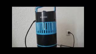 DURAMAXX Mosquito Ex Deco UV-Insektenfalle