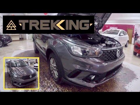 Fiat Argo Trekking 2020 1.3 - Review / Avaliação / Preço / Consumo
