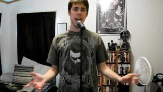 10 Years- Waking Up-Faultline vocal covers