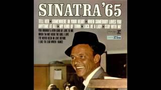 Frank Sinatra - When I'm Not Near the Girl I Love