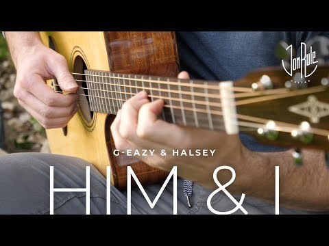 Fingerstyle Guitar - Him & I by Halsey