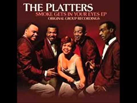THE PLATTERS  La hora del crepúsculo   Twilight time en español