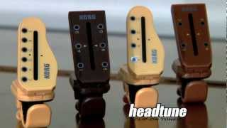 KORG Headtune HT U1 - Video