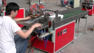 preview picture of video 'XY-GU-27 Napkin Paper Packing Machine'