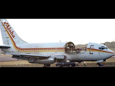 FS2004 - Hanging By A Thread (Aloha Airlines Flight 243)
