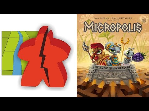 The Broken Meeple - Micropolis Review