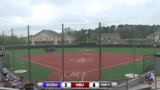 Reddies Softball vs. Southeastern Oklahoma (Games 3 & 4) | April 6, 2019