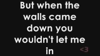 Boys Like Girls//Heart Heart Heartbreak - lyrics [[Album Version]]