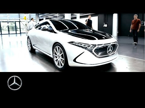 Mercedes-Benz Concept EQA – Employee Preview with Gorden Wagener