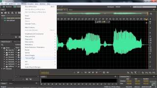 Gambar cover Adobe Audition CS6 Tutorial | How to Correct Pitch | InfiniteSkills