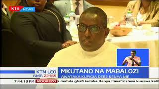 Ruto asema mabalozi wa Kenya wanafaa kupigia nchi debe