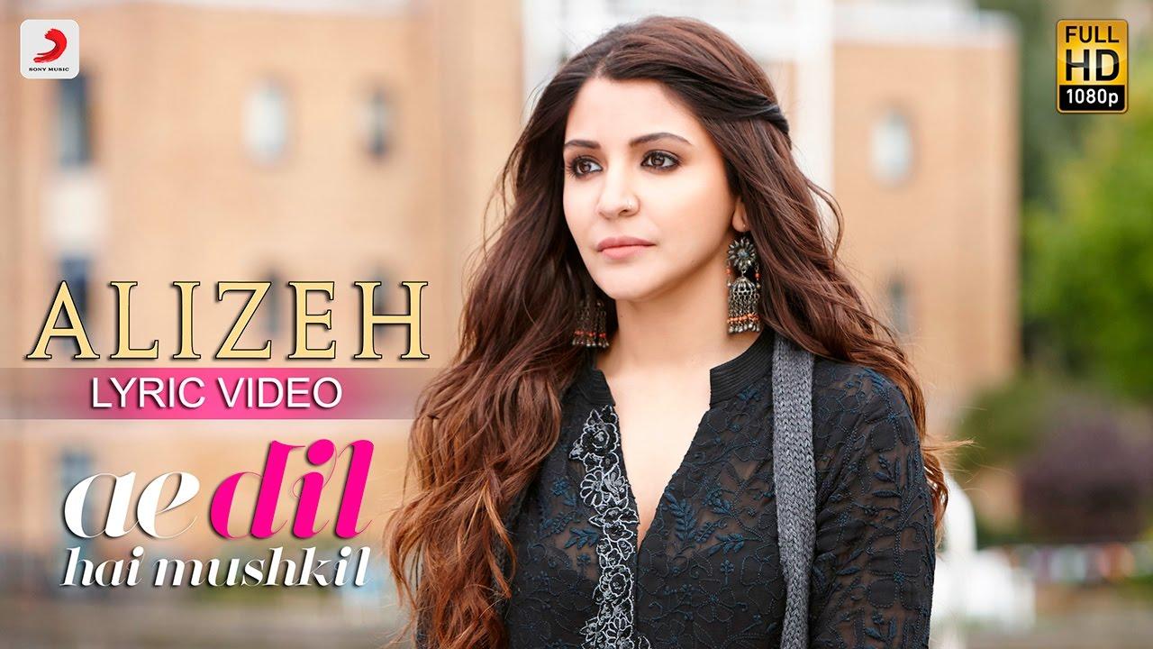 Alizeh Lyrics in Hindi  Arijit Singh, Ash King & Shashwat Singh Lyrics