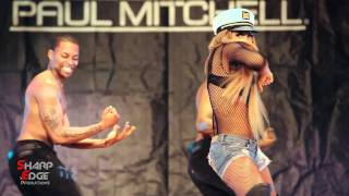 Kat Deluna Whine Up LIVE | World Of Dance New York 2011 | Sharp Edge Events