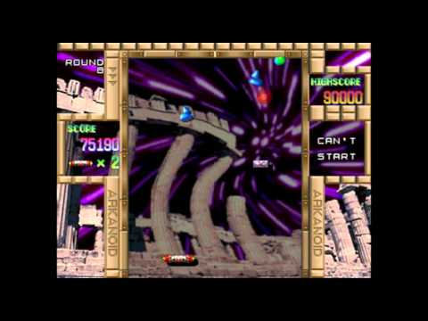 Arkanoid Returns Playstation