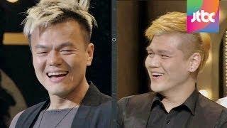 [미공개] 10회박진영 (JYP) - 분장팀 박진영 닮은꼴 등장! - 히든싱어2 10회