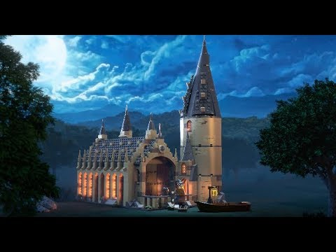 LEGO The great hall of Hogwarts (75954)