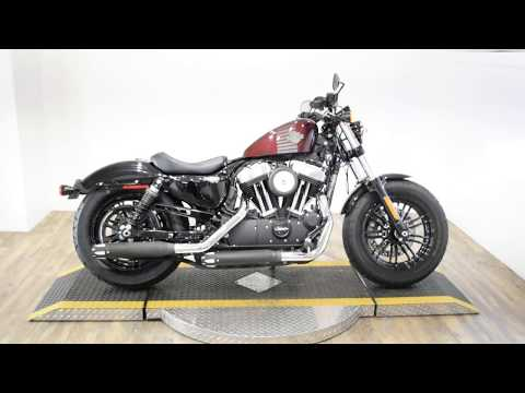 2018 Harley-Davidson Forty-Eight® in Wauconda, Illinois - Video 1
