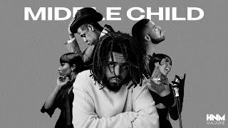 J. Cole   Middle Child (feat. Drake, Jay Z, Nicki Minaj & Cardi B) [MASHUP]