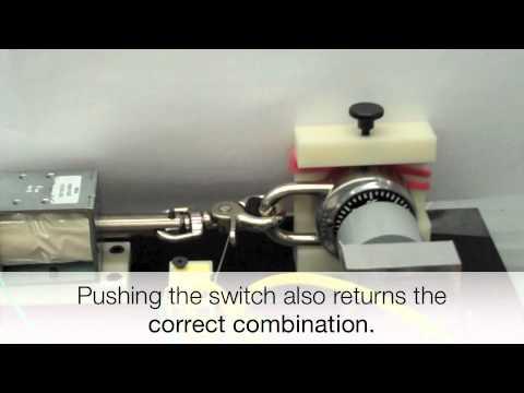 Students Create A Locksmith Robot