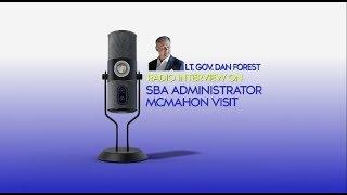 SBA Administrator Visit Podcast