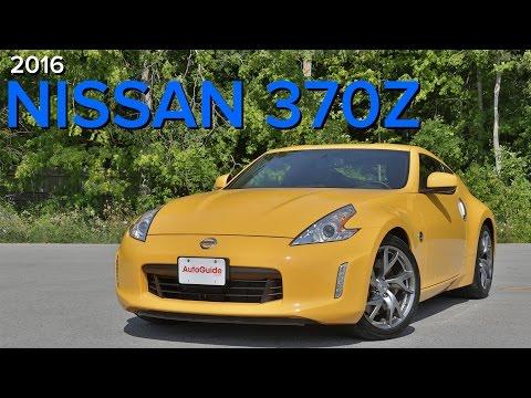 2016 Nissan 370z Review - Quick Take