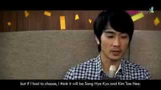 Song Seung Hoon chooses Song Hye Kyo as his ideal partner