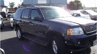 preview picture of video '2005 Ford Explorer Used Cars Pearl City HI'
