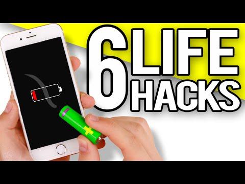 6 Life Hacks Everyone Should know!