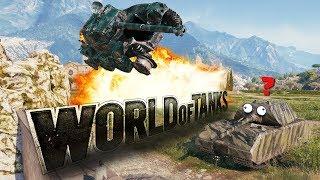 World of Tanks Приколы # 151 (Тиммейты)