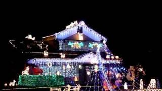 クリスマスイルミネーション-3周南市