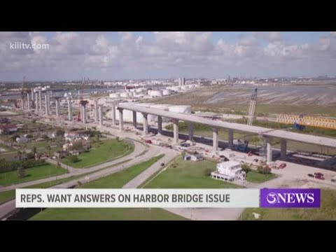 Lawmakers visit Austin to discuss halted new Harbor Bridge project with TxDOT