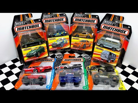 Opening Best Of Matchbox Models And Matchbox Vehicles!