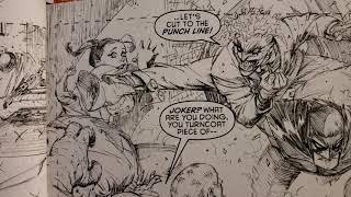 Batman Unwrapped The Court Of Owls! Greg Capullo Art! Part #1