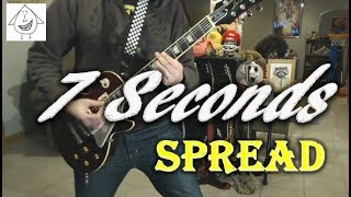 7 Seconds - Spread - Punk Guitar Cover (guitar tab in description!)