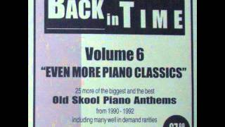 Back In Time More Piano Classics [Old Skool Mix]