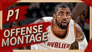 Kyrie Irving Offense Highlights Montage 2016/2017 (Part 1) - CRAZY Handles, UNCLE DREW!