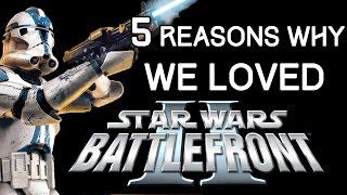 5 Reasons Why We Loved Star Wars Battlefront 2!