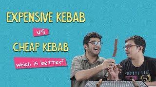 Expensive Kebab VS Cheap Kebab - Which Is Better? | Ft. Akshay & Kanishk | Ok Tested