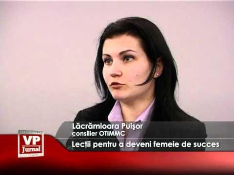 Lecţii pentru a deveni femeie de succes