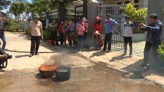 Tin Tức 24h: Nước nhiễm dầu gây hoang mang cho người dân Đác Lắc