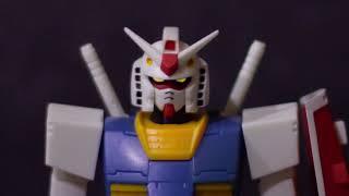 『ガンダム出撃!』ガンプラコマ撮り|GundamStopmotionGundamsortie!