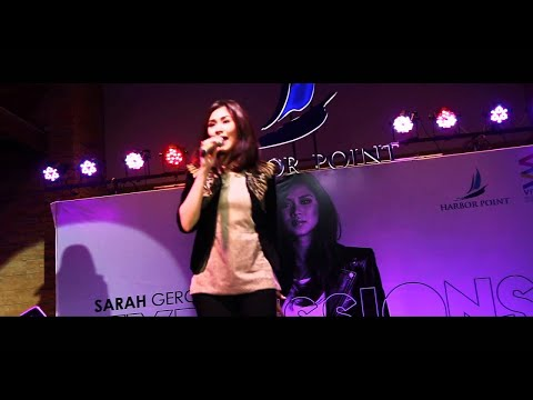 "Sarah Geronimo ""Expressions"" Album Tour at Harbor Point"