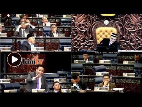Dewan kecoh, Najib dirujuk ke jawatankuasa Parlimen