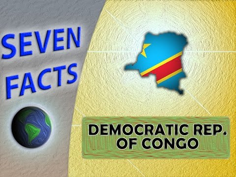 7 Facts About The Democratic Republic Of Congo Mp3