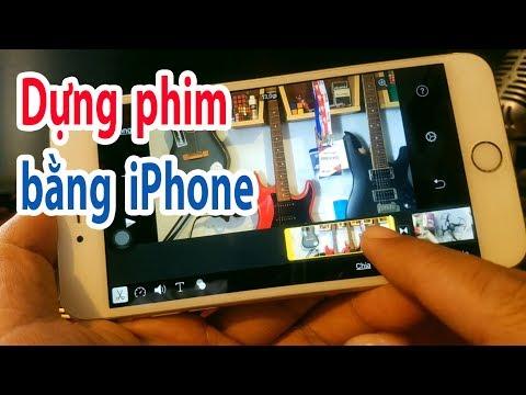 Hướng dẫn cắt ghép + lồng nhạc Video cho iPhone quá dễ