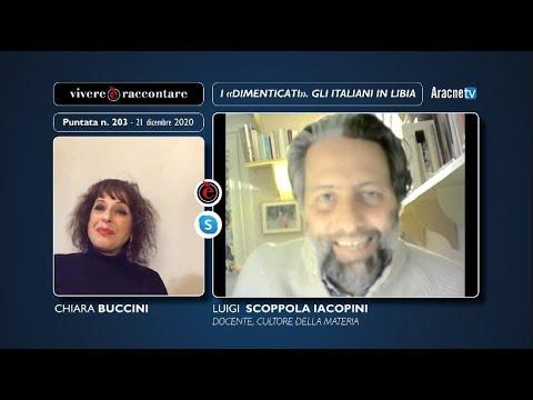 Anteprima del video Luigi SCOPPOLA IACOPINII «dimenticati». Gli italiani in Libia